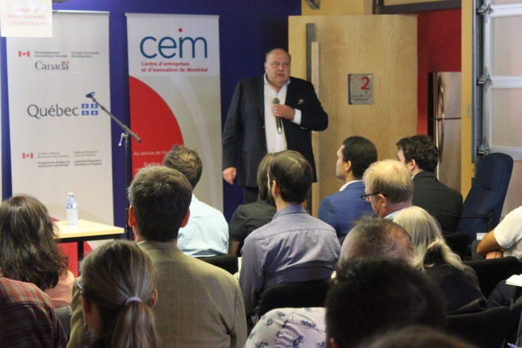 Tactiques de commercialisation au CEIM